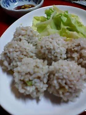 もち米焼売