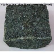 敷石ピンコロ乱形石モザイクタイル6面割肌仕上げ3