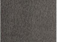 ユニソン表札ボワ アクセント色 レザー調 レザーグレー