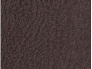 ユニソン表札ボワ アクセント色 レザー調 レザーブラウン