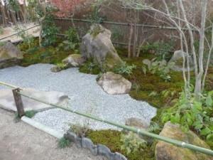 ガーデンの展示2